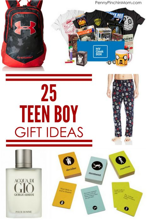 25 Teen Boy Gift Ideas For The Hard To Shop Guys In Your Life Click Through All