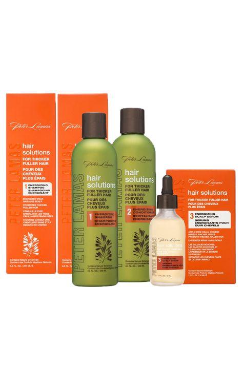 Peter Lamas - Natural Hair Solutions For Thicker Fuller Hair Regrowth