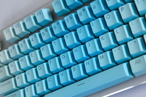 104 108 Keys Thicken Pbt Dipping Gradient Double Color Keycaps Oem