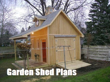 Garden Shed Plans Learn How To Build Your Own Shed Shed With Porch Backyard Sheds Shed Design