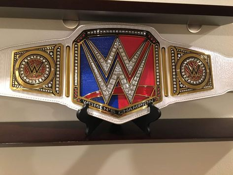 Pin on WWE Raw & SD Women Champion