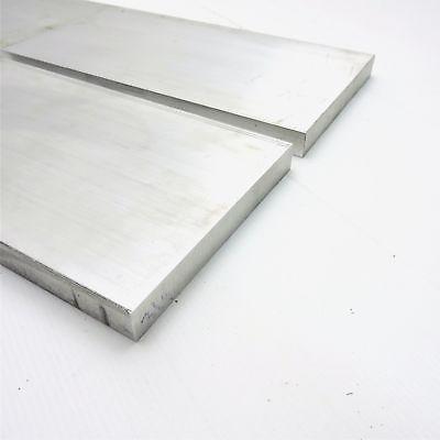 75 X 6 Aluminum 6061 Flat Bar 17 25 Long New Mill Stock Qty 2 Sku K419 New Mills Aluminum Metal Working