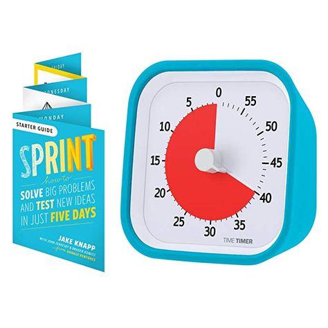 Amazon Com Time Timer Mod Sprint Edition 60 Minute Visual Analog