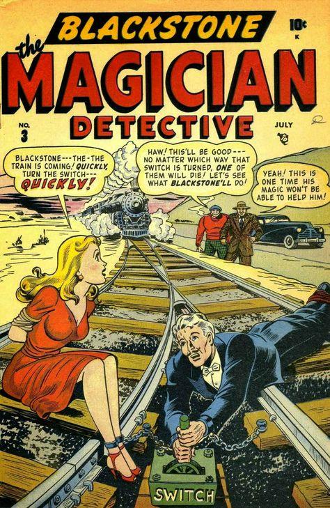 blackstone comics - Google Search