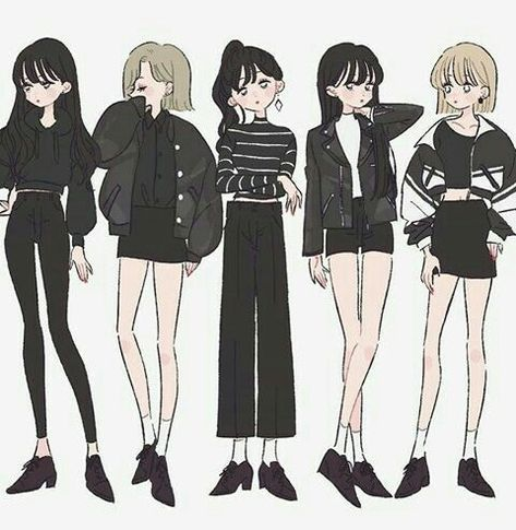 Drawing Clothes Ideas Anime Girls 20 Best Ideas Fashion Design Drawings Art Clothes Drawing Clothes