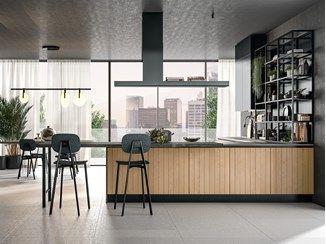 Clover 01 By Cucine Lube Design Studio Ferriani Kitchen Fittings Italian Kitchen Decor Kitchen Renovation
