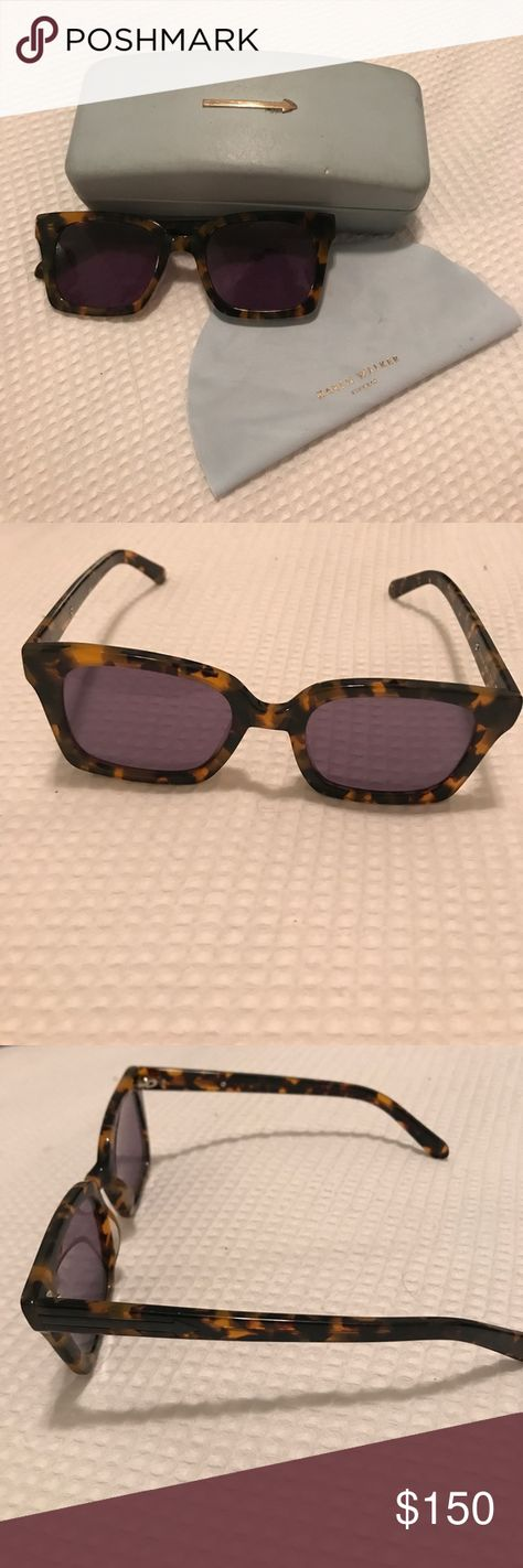 5fad71ed121f Karen Walker Square Tortoise Shell Sunglasses Great condition Karen Walker  sunnies. A couple light marks