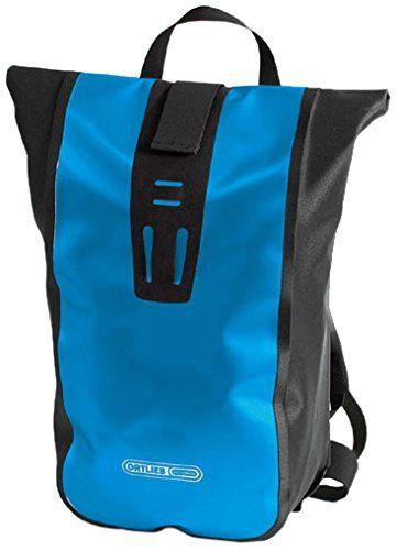 Ortlieb Messenger Bag Ocean Blue//Black