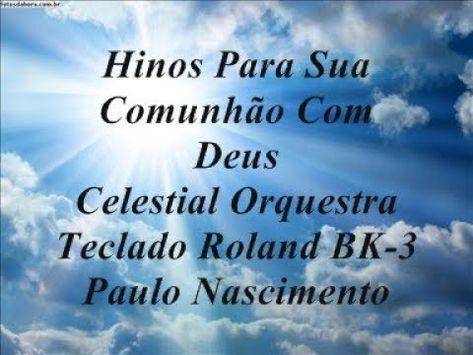 Youtube Celestial Orquestra Fotos Ccb