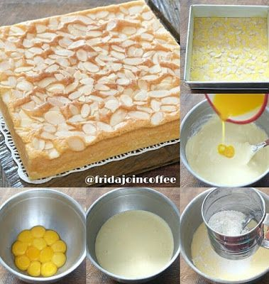 Resep Spiku Almond Super Moist Resep Spesial Di 2020 Makanan Almond Resep