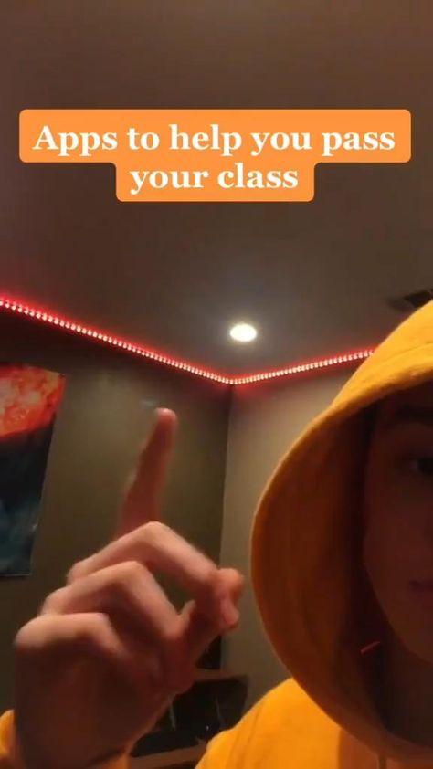 Best apps to help you pass the class. @stuniiapp