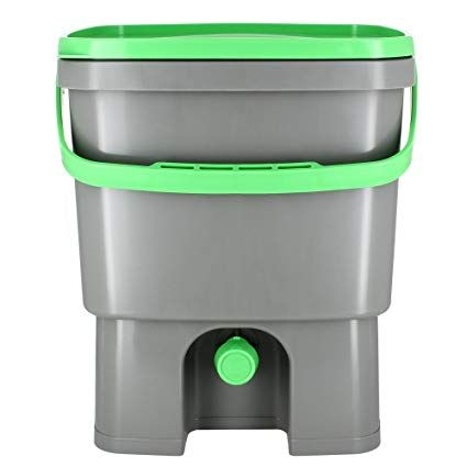 Organico Bokashi Kompost Eimer Fur Kuchenabfalle Kuchenkomposter Fur Effektive Mikroorganismen Werbung Affiliate Bokashi Bokashi Kompost Kompost Bokashi