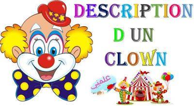 ملفات رقمية Description D Un Clown Clown Disney Characters Product Description
