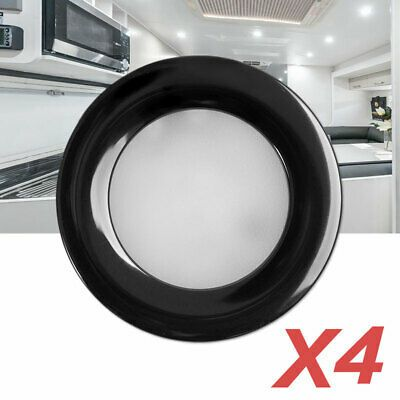 Sponsored Ebay Rv Light Fixtures 12 Volt Led Recessed Light Black Shell Trailer Boat Interior Rv Lighting Fixtures Rv Lighting Recessed Lighting