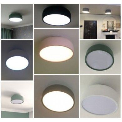 Surface Mounted Multi Color Round Led Ceiling Light Round Led Ceiling Light Ceiling Lights Led Ceiling