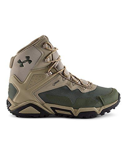 Under Armour Men's UA Tabor Ridge Mid Boots 12 Dune -- Be sure to check out this awesome product. Mud Boots, Combat Boots, Shoe Boots, Tactical Wear, Tactical Clothing, Best Hiking Shoes, Hiking Boots, Fashion Shoes, Mens Fashion