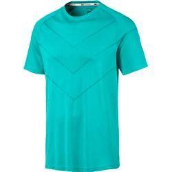 Puma Herren Shirt Reactive Evoknit, Größe L in Grün PumaPuma