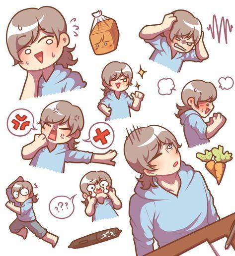 Boboiboy Anime, South Park Fanart, Anime Version, Cute Anime Character, Of Mice And Men, Chibi, Cute Anime Couples, Ship Art, Light Novel