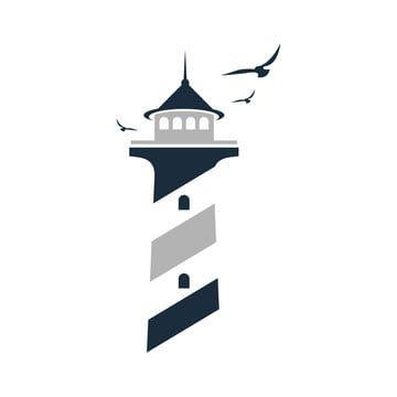 Lighthouse Logo Design Gallery Inspiration Logomix Church Logo Design Lighthouse Logo Design