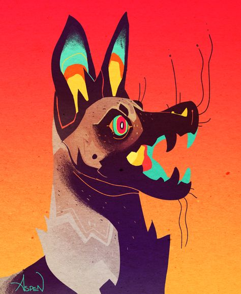 55 Trendy Ideas For Eye Design Illustration Animation Animal Drawings, Cool Drawings, Dessin Old School, Character Art, Character Design, Dog Artist, Posca Art, Wow Art, Creature Design