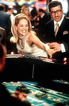 Sharon Stone on Casino