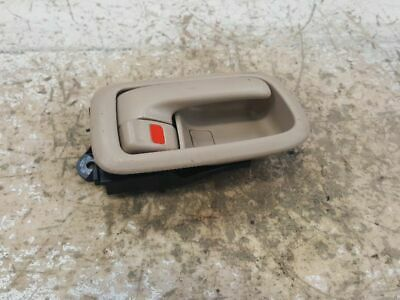 1997 2001 Lexus Es300 Front Right Passenger Interior Door Handle Oem 113110 Ebay In 2020 Door Handles Doors Interior Interior