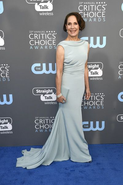 Laurie Metcalf - The Most Daring Dresses at the 2018 Critics' Choice Awards - Photos