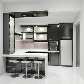 Fabulous Modern Kitchen Sets On Simplicity Efficiency And
