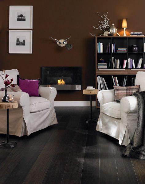 Trendfarbe Noisette u2013 SCHÖNER WOHNEN-FARBE wohnen \/ living - schöner wohnen farben wohnzimmer