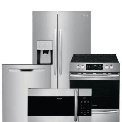 Kitchen Appliance Packages Appliance Bundles At Lowe S 1000 In 2020 Kitchen Appliance Packages Kitchen Appliances Appliance Bundles