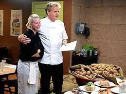 Kitchen Nightmares Hot Potato Cafe Closed Kitchen Nightmares Food Branding Gordon Ramsay