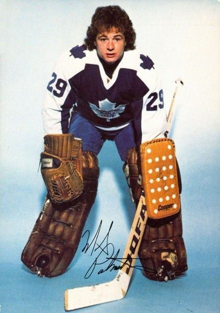 new style b9aec c3fd6 Mike Palmateer - Toronto | Everything Hockey Goalie! | Maple ...