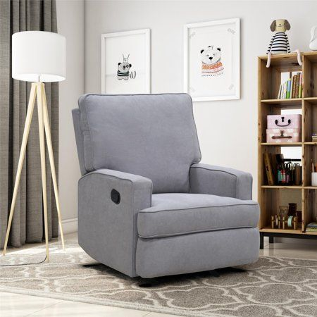 Baby Relax Salma Rocking Recliner Chair Multiple Colors Walmart Com In 2020 Rocking Chair Nursery Nursery Chair Recliner Nursery Rocker Recliner