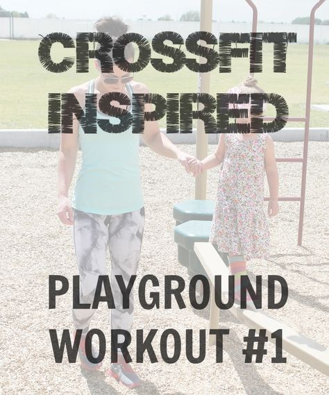 Love these playground workouts from SimplySadieJane.com!