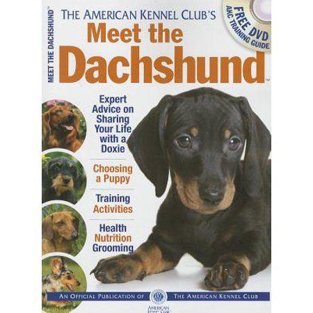 Books Dachshund American Club