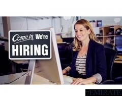 Front Office Administrator And Receptionist Required In Abu Dhabi Job Job Ads Office Administration