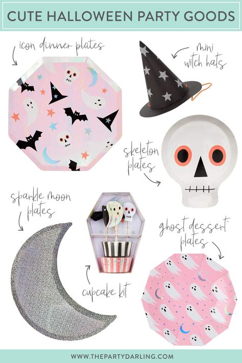 Halloween Party Supplies and Decorations Pink Halloween, Halloween Party Decor, Holidays Halloween, Halloween Kids, Halloween Themes, 70th Birthday Gifts, Birthday Party Themes, Birthday Sayings, Mom Birthday