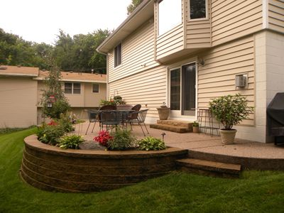 Sloped Backyard Ideas If you are one of the many homeowners that