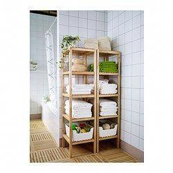 The Bathroom Is A Makeover Badezimmer Design Badezimmer Renovieren Ikea Innenraum
