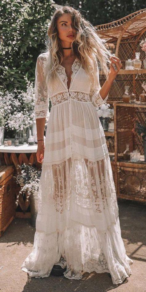 die 79 besten bilder zu boho kleider weiß im ibiza style