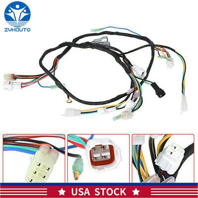 New Wiring Harness 3gg 10 Fit For 1997 2001 Yamaha Banshee 3gg 82590 20 00 In 2020 Yamaha Banshee Yamaha Banshee