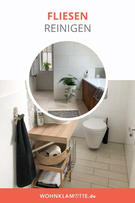 Bodenfliesen Reinigen Mit Hausmitteln Wird Es Sauber