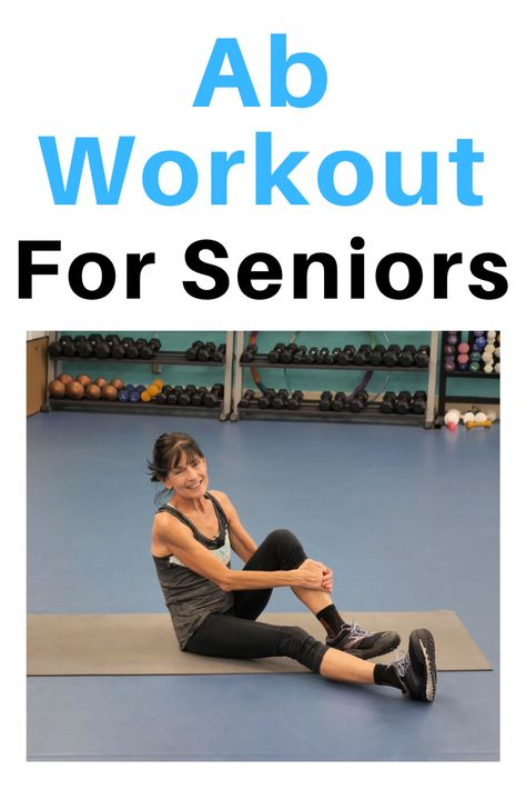 Ab Workout for Seniors