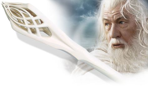 NobleWares image of UC1386 Staff of Gandalf the White prop
