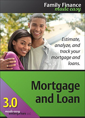Mortgage And Loan Calculators  Deluxe Download  Softwares