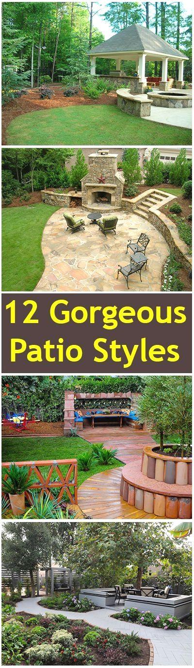 backyard patio backyard landscaping