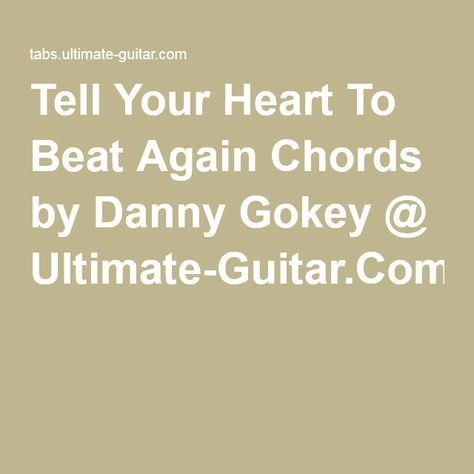 HOW GREAT IS OUR GOD CHORDS (ver 4) by Chris Tomlin @ Ultimate ...