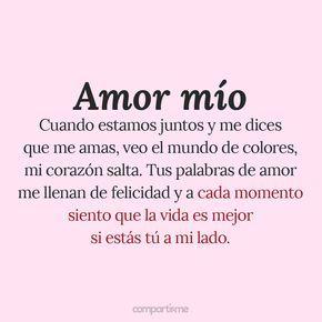 10 Imagenes De Amor Bonitas Con Frases Romanticas Para Dedicar Lectra