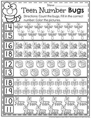 Numbers 11 20 Games Actividades De Matematicas Counting Worksheets For Kindergarten Kindergarten Math Worksheets Counting Kindergarten Math Worksheets