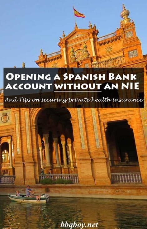 Opening A Spanish Bank Account Without An Nie Yes You Can This